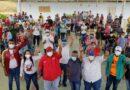 Parroquias de Mitare, Río Seco y Sabaneta sellan su compromiso por la revolución este 6-D