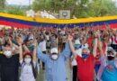 Comando de campaña Darío Vivas dio su grito revolucionario en municipio Zamora