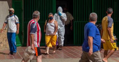 Venezuela registra 424 nuevos casos de Covid-19 este sábado: 10 en Falcón