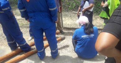 Equipo de Hidrofalcón realizó inspección técnica en el acueducto Taika