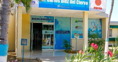 Como nuevo: Hospital Carlos Diez del Ciervo es ahora el centro centinela en Paraguaná