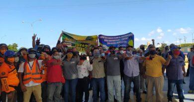 Transportistas de Paraguaná se juramentan con el comando Darío Vivas