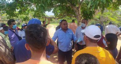 Liderazgo del municipio Falcón se organiza con Kerrins Mavárez para solucionar problemas de años