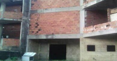 Se mató obrero al caer de un edificio en Chichiriviche