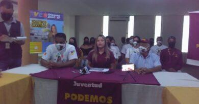 PODEMOS invita a la juventud a sumarse al Simulacro Electoral de este Domingo