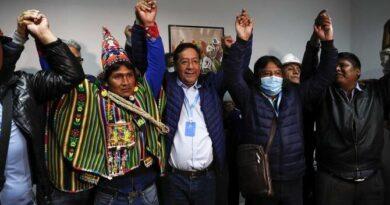 Recuento final confirma a Arce como ganador de las elecciones en Bolivia