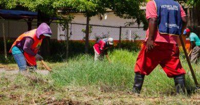 Misión Mi Universidad Bella remoza espacios del UPTAG