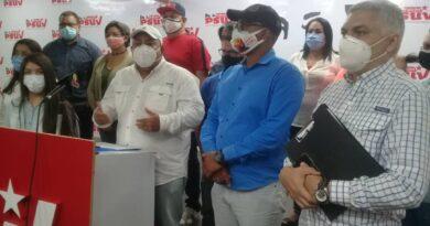 «El pueblo decidió elegir, votar es su opción para el 6D» aseguró Pablo Acosta