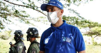 Hidrofalcón rehabilita sistema de control de estación de bombeo Hueque