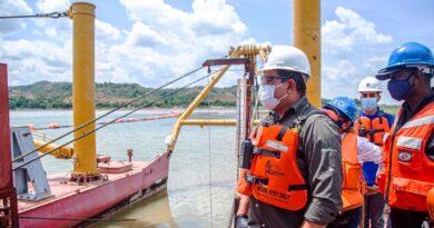 Gobernador: Primera fase de reactivación del acueducto bolivariano está garantizada
