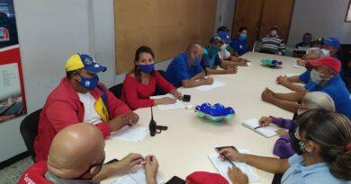 Consejos Productivos de Trabajadores hídricos afianza estrategias y propuestas