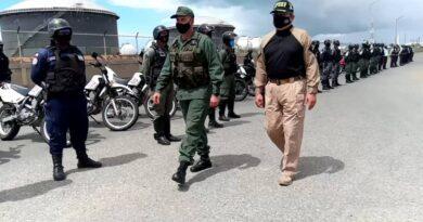 Zodi Falcón se activó en resguardo del CRP