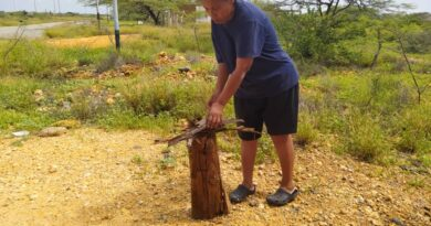 En el sector Victoria de Amuay cumplieron 10 meses cocinando en leña
