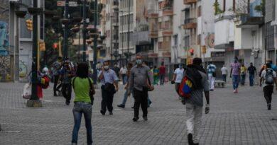 Venezuela registra 1.160 casos y 14 fallecidos por covid-19