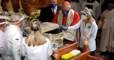 Iglesia clausura proceso de exhumación de restos del Doctor José Gregorio Hernández