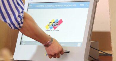 Hoy se realiza simulacro electoral en 381 centros de votación