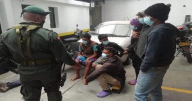 Colombia expulsó a seis venezolanos que se hacían pasar por mendigos para robar