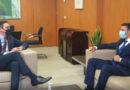 Pedro Sánchez se reunió con Leopoldo López en Madrid