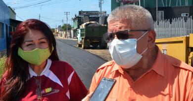 Alcaldía reactivó Plan Maestro de Vialidad en Carirubana
