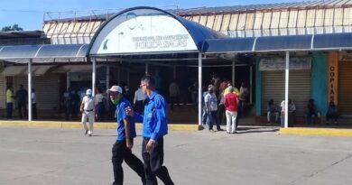 Terminal de Coro reinició operaciones sin salidas interurbanas