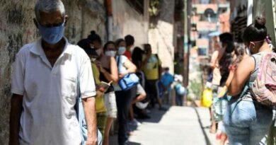 Venezuela registró 1.398 nuevos contagios por coronavirus: 19 en Falcón