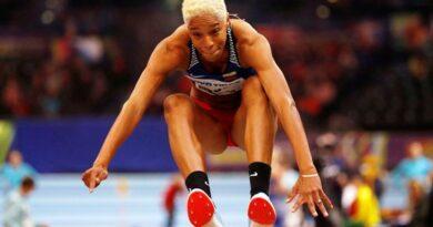 Yulimar Rojas entre las cinco finalistas para Atleta del Año 2020