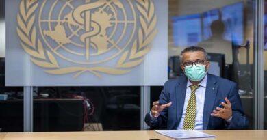 Jefe de la OMS: «Distribución equitativa de vacunas contra el covid-19 están en grave riesgo»