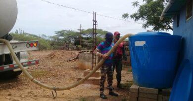 Hidrofalcón continúa Ruta del Agua como plan de abordaje en las comunidades