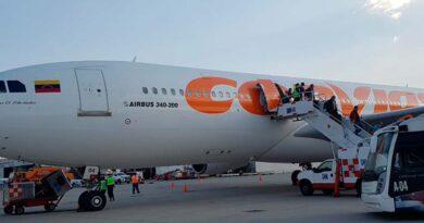Conviasa reanudará vuelos a República Dominicana a partir de febrero