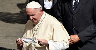 El papa pide «unidad» a la Iglesia venezolana