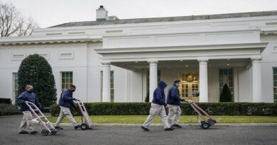 Trump dejará Washington pocas horas antes de la investidura de Biden