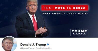 Facebook e Instagram aclaran que Donald Trump seguirá sin poder publicar nada en sus cuentas