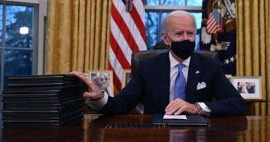 Biden anuncia su plan de respuesta a la covid-19 para EE.UU.