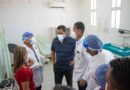 Clark anunció transformación del Hospital Simón Bolívar del municipio Falcón