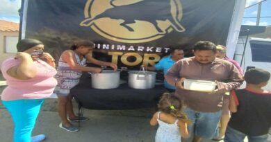 Minimarket El Toro llevó un «sopazo» al sector Andrés Eloy Blanco de Punto Fijo