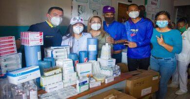 Gobierno de Falcón garantiza atención  a más de 3.500 familias de Palmasola