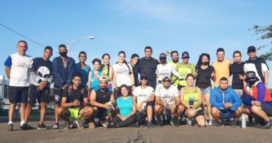 Runners Punto Fijo retoma su ciclo de actividades