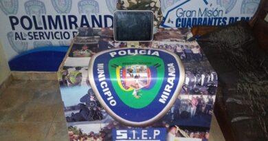 Le robó la tablet a un niño y la policía lo capturó mientras huía
