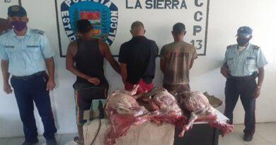 Desarticulada banda 'Los Chiveros' en la Cruz de Taratara