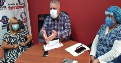 Sala de Telemedicina ha frenado los contagios de Covid-19 en Carirubana