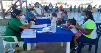 Coro: Niños del sector San José recibieron evaluación nutricional