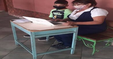 Coro: Escuela «Haydeé Calles de Medina» mantiene pedagogía en modalidad dual