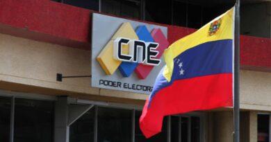 CNE multará a miembros de mesa que no acudan el próximo 21 de Noviembre