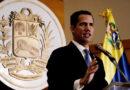 Guaidó desea éxito a Biden y pide trabajar por la libertad de Venezuela