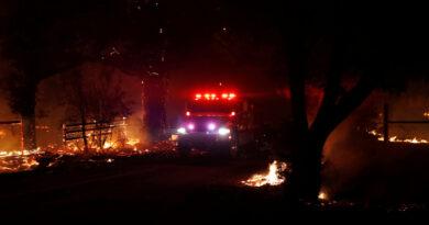 Familia sin olfato por el coronavirus se salva de milagro de un voraz incendio en su casa