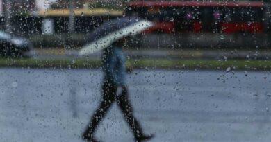 Inameh prevé lluvias para este domingo