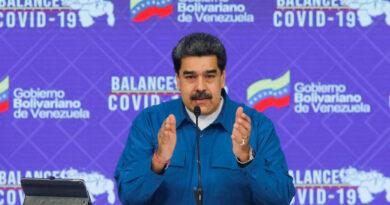 Maduro anuncia que Venezuela recibirá «muy pronto» 10 millones de dosis de la vacuna rusa Sputnik V