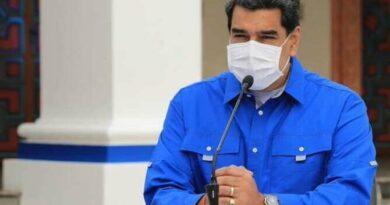 Maduro: Segunda ola de Covid-19 está controlada