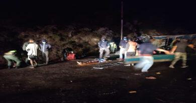 Nueve fallecidos y más de 15 heridos en accidente en el Táchira