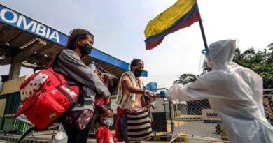 Acnur: «Regularizar a migrantes venezolanos facilitará incluirlos en vacunación»